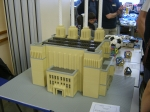 Power station model by David Tabner.