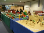 Part of the Brickish Association Lego display from last year.